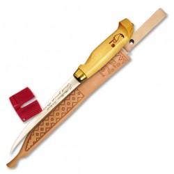 Филейный нож RAPALA FNF4 с точилкой.