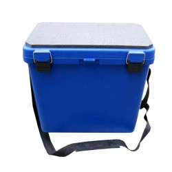 Ящик односекционный HELIOS (Тонар) синий