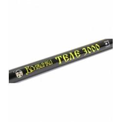 Ручка для подсака ВОЛЖАНКА ТЕЛЕ 3,0м