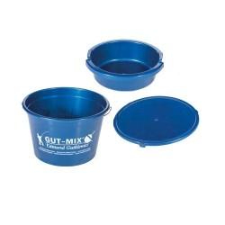 Ведро GUT-MIX для прикорма 25л + таз + крышка