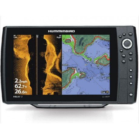 HUMMINBIRD HELIX 12X CHIRP SI GPS