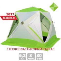 Палатка ЛОТОС КУБ КЛАССИК С9 (МОДЕЛЬ 2017г)
