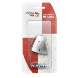 Сменные ножи MORA ICE для  ледобура Micro, Arctic, Expert Pro 110 мм (с болтами для крепления)