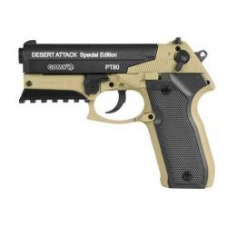 Пневматический пистолет GAMO PT-80 DESERT ATTACK SPECIAL EDITION
