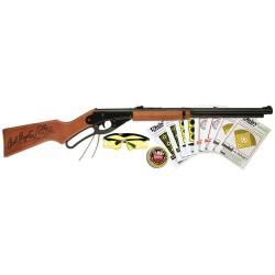 Пневматическая винтовка  DAISY RED RYDER+очки,мишени,шарики