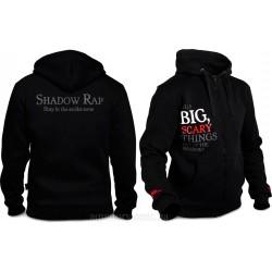 Толстовка RAPALA Shadow (черный)