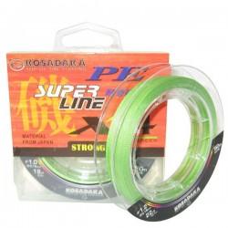 "KOSADAKA ""SUPER PE X4"" 150м (светло-зеленый)"