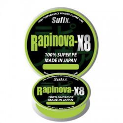 RAPINOVA-X8 150 м PE (ярко-зеленый)