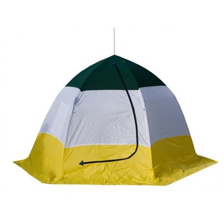 Палатка дышащая СТЭК-4 ELITE ( двухслойная)