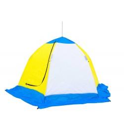 Палатка зимняя СТЭК-4 ELITE (трехслойная)