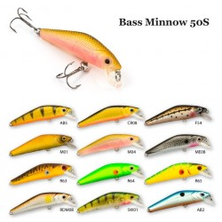 BASS MINNOW 50mm S