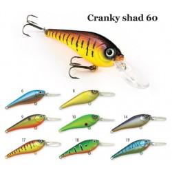 CRANKY SHAD 60mm