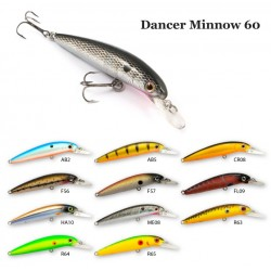 DANCER MINNOW 60mm