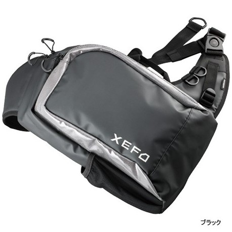 XEFO Sling Bag PRO BS-232M (Серая)