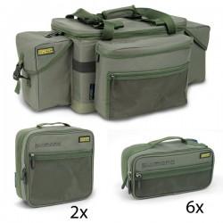 Набор  сумок  Shimano COMPACT SYSTEM CARRYALL