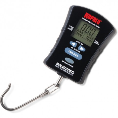 Весы RAPALA Compact Touch Screen (25 кг)